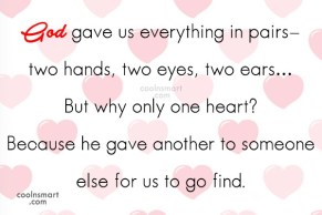 god-gave-us-everything-in-pair